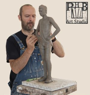An introduction to Clay modelling the figure with Kenny Hunter