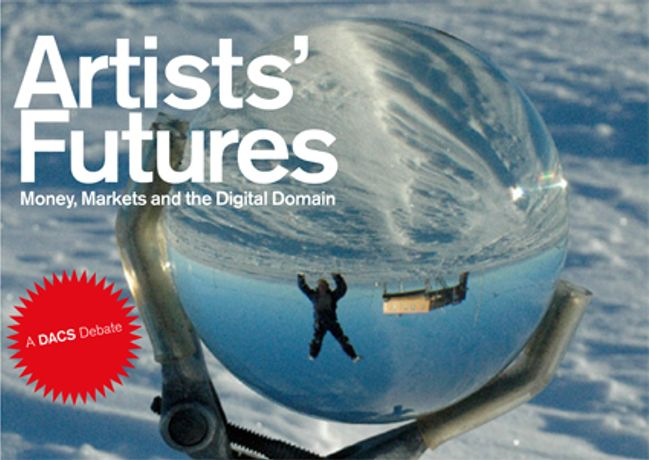 An Invitation to Debate Artists' Futures: Money, Markets and the Digital Domain: Image 0