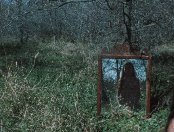 Ana Mendieta, Mirage, 1974 (film still)