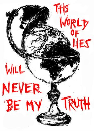 Ana Vujic: This world of lies wil never be my truth