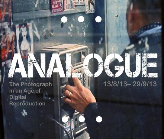 ANALOGUE - Photography in an Age of Digital Reproduction: Image 0
