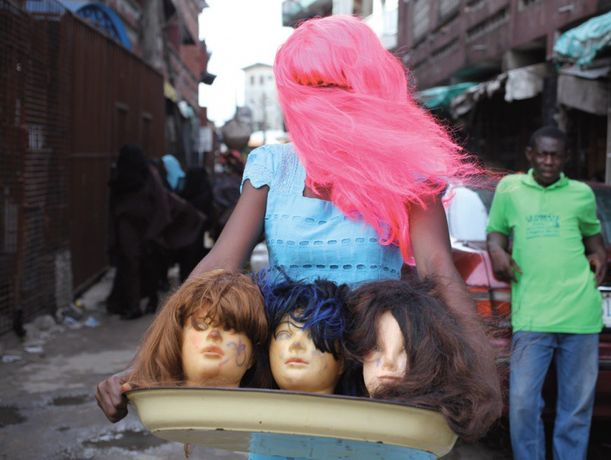Still from 'Phyllis, I Am Not Alone' by Zina Saro-Wiwa, 2010