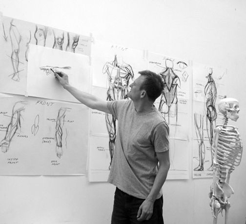 Anatomy Drawing - 3 day course: Image 0