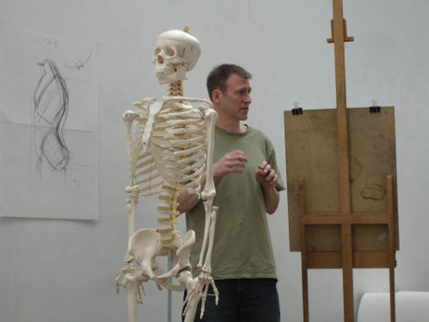 Anatomy drawing for Artists with Alan McGowan: Image 0