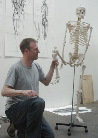 Anatomy for Artists with Alan McGowan: Image 3