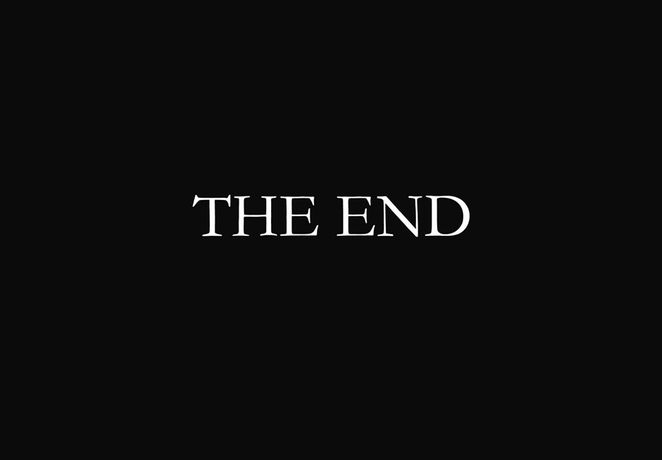 Mark Wallinger The End, 2006 35 mm film, sound, 11 minutes 40 seconds