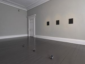 Installation view of 'and per se and: part VI Ben Cauchi & Susan Collis' Ingleby, Edinburgh (17 - 27 May 2017). Photograph: John McKenzie. Courtesy the Artists and Ingleby, Edinburgh.