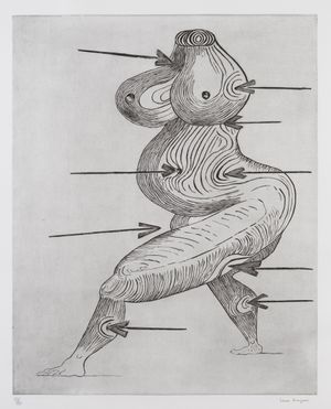 and per se and: Part XIV - St. Sebastian & Louise Bourgeois
