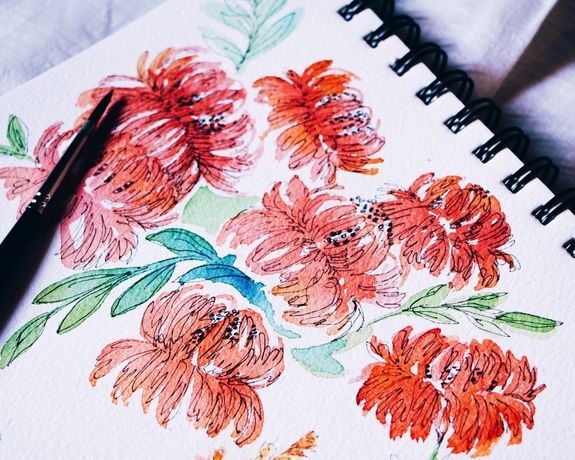Andalusian Flora Illustration Retreat: Image 0