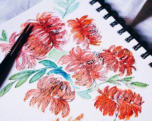 Andalusian Flora Illustration Retreat