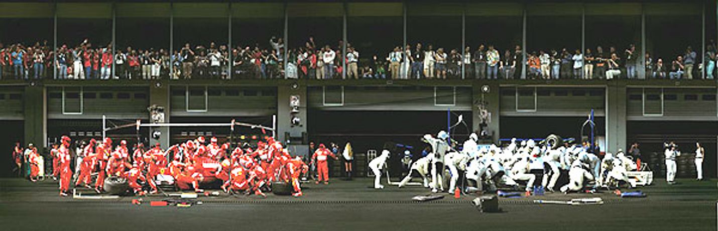 Andreas Gursky: New work: Image 0