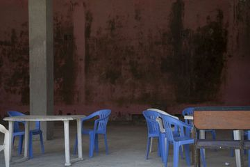 Somali National Assembly, Mogadishu 2013© Andrew Cross