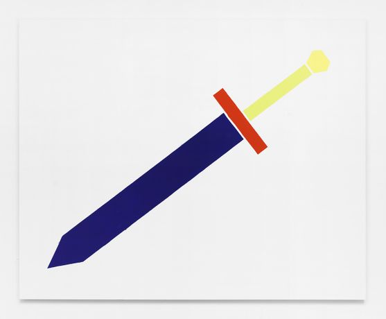 Andrew Gbur: The Sword Paintings: Image 1