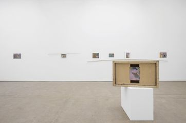 Andrew Kerr, the Other Shop, Installation view, The Modern Institute, Glasgow, 2014