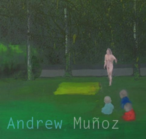 ANDREW MUNOZ | A WALK IN THE PARK: Image 0