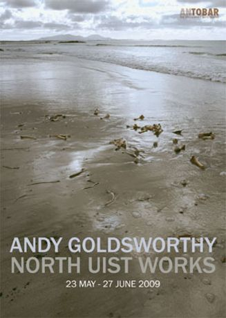 Andy Goldsworthy - North Uist Works: Image 0