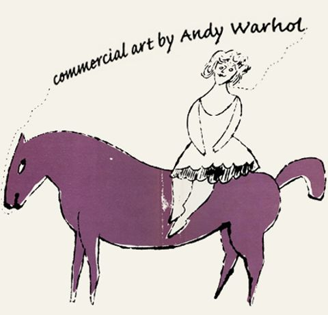 ANDY WARHOL  Commercial Art: Image 0