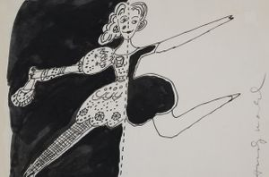 Andy Warhol. Drawn to Dance