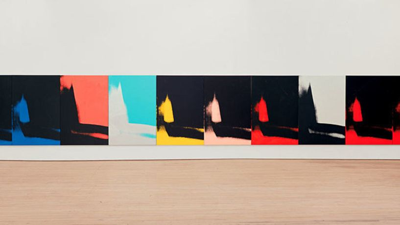 ANDY WARHOL: SHADOWS: Image 0