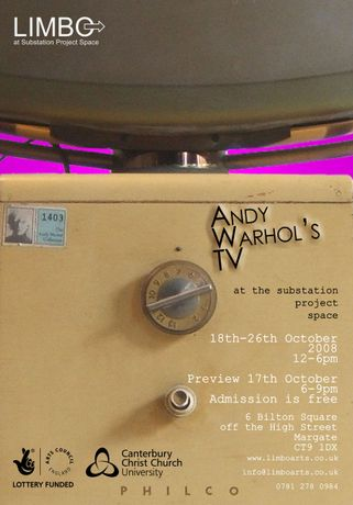 Andy Warhol's TV: Image 0