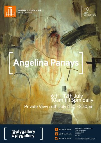 ANGELINA PANAYS EXHIBITION 6 - 12 JULY 2016