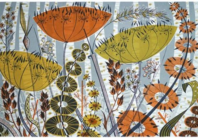 Angie Lewin: A Natural Line: Image 0
