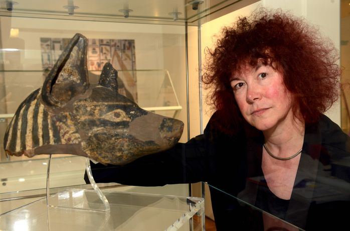 Joann Fletcher, photo credit Yorkshire Post