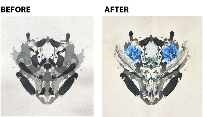 Animal in You: Tell me what you see in your inkblot: Image 2