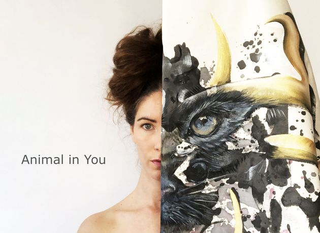 Animal in You: Tell me what you see in your inkblot: Image 0