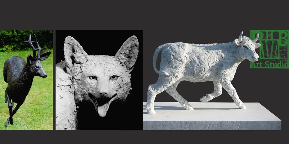 Animal Sculptures by David Annand