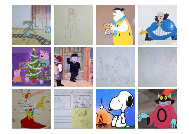 Animated Exeter : Art You Grew Up With: Image 0