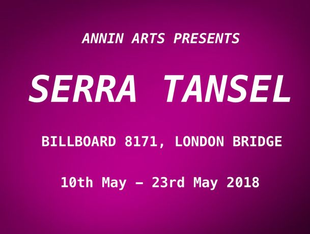 Annin Arts presents Serra Tansel
