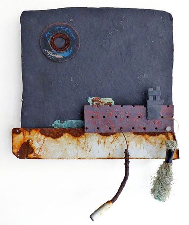 Annabel Faraday Flotsam Wall Piece with Blue Moon.jpeg