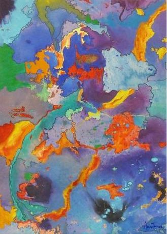 Anne Tanner: The Brilliance of Colour: Image 0