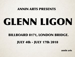 Annin Arts presents Glenn Ligon