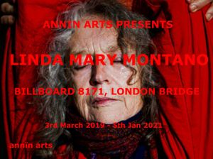 Annin Arts Presents Linda Mary Montano