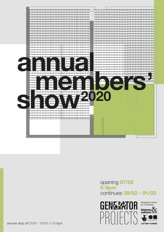 Annual Members' Show 2020: Image 0