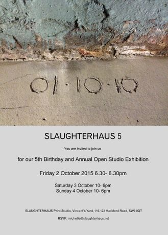 Annual Studio Exhibition