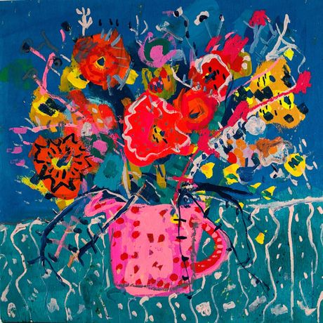 Pink Jug - Emily Powell