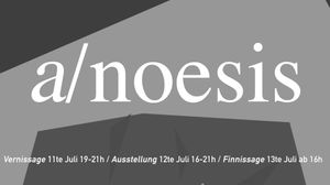 a/noesis, organised by students of the Per-former/ceiver Seminar by Daisuke Ishida as part of the Sound Studies and Sonic Arts Studiengang at the Universität der Kunst Berlin
