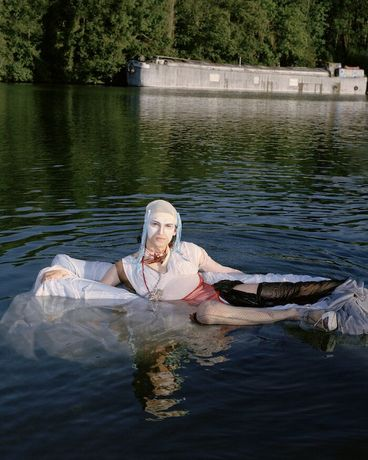 Another Map to Nevada: A performative boat ride on Berlin waterways: Image 0