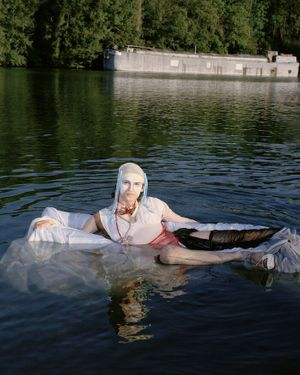 Another Map to Nevada: A performative boat ride on Berlin waterways