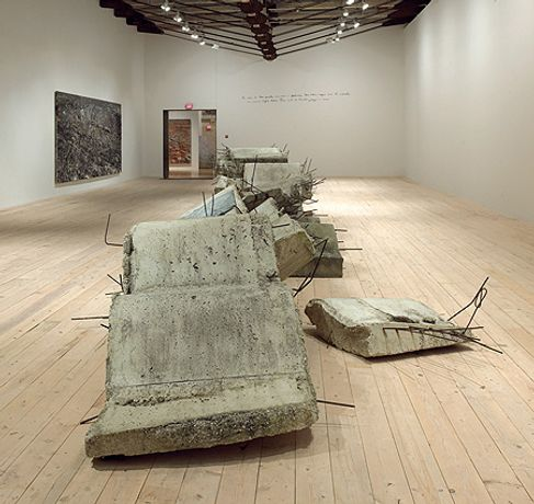 ANSELM KIEFER: OPERATION SEALION film by Arena, shown in collaboration with Artist on Film Trust: Image 0