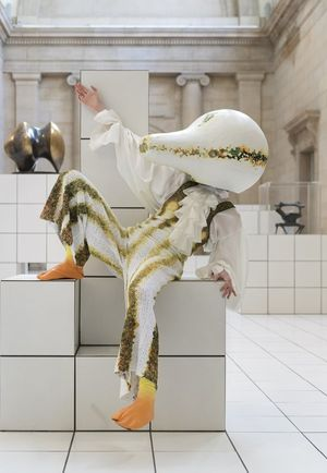 Anthea Hamilton Tate Britain Commission 2018: The Squash