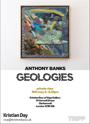Anthony Banks - Geologies