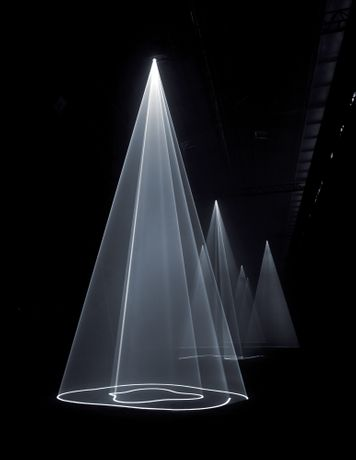 Anthony McCall. Solid Light Works