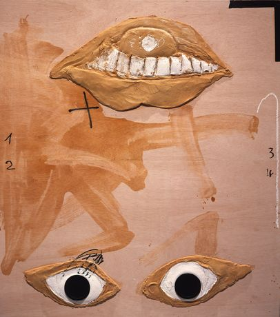 Antoni Tàpies. Revulsion and Desire