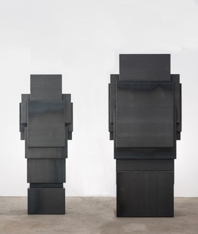 Antony Gormley. Space Out: Image 0