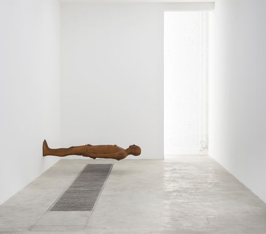 Antony Gormley, 'EDGE III', 2012, Courtesy Galleria Continua, Photograph by Oak Taylor-Smith © the artist