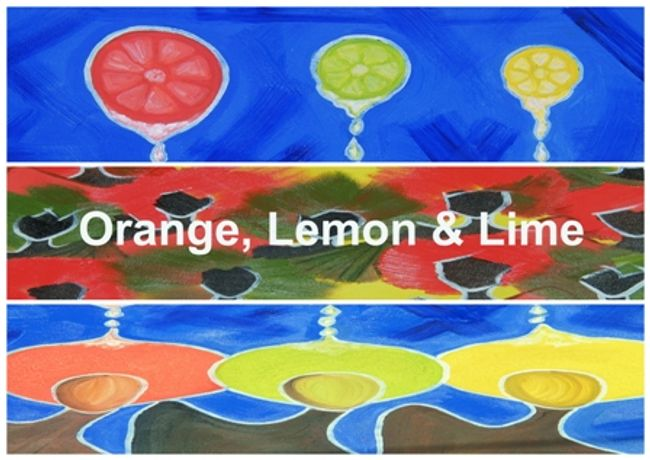 'Orange, Lemon & Lime': Image 0